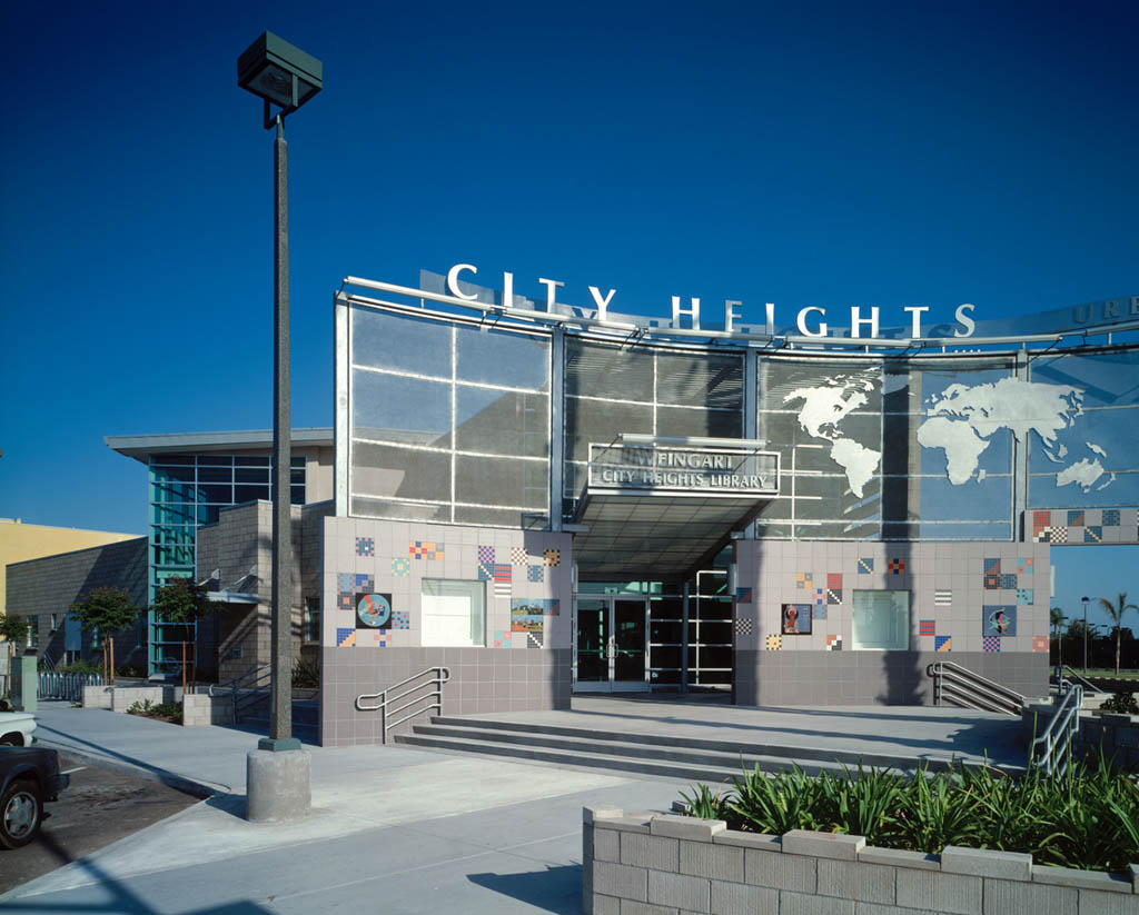 City Heights Weingart Library